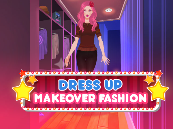 Dress Up makeover fashion